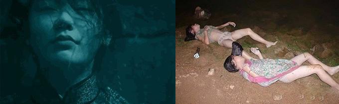 黄河捞尸人真实经历,为什么最怕捞到年轻女尸?