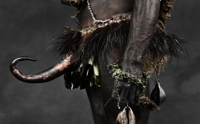非洲象人族是真是假
