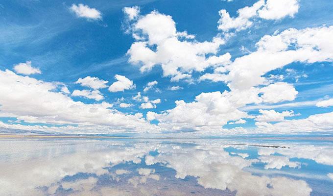 天空之镜在哪里