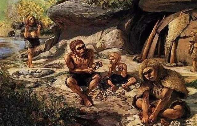 人类杀死了地球原住民