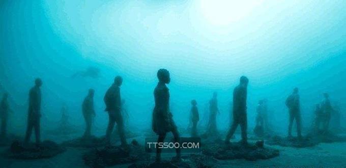 海底人真的存在吗