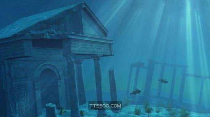 海底人之谜