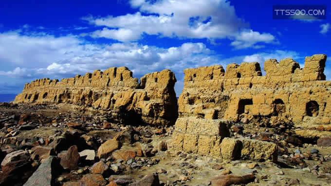 新疆石头城