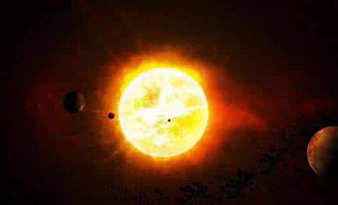 太阳爆炸后会变成什么