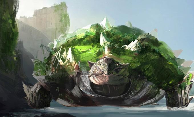 黄河巨龟事件是真的吗