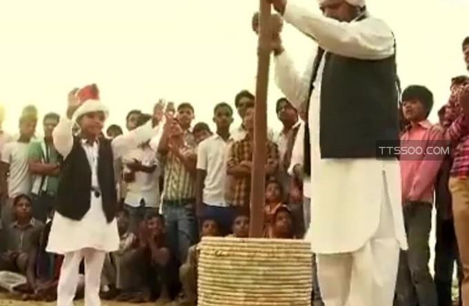 印度通天绳