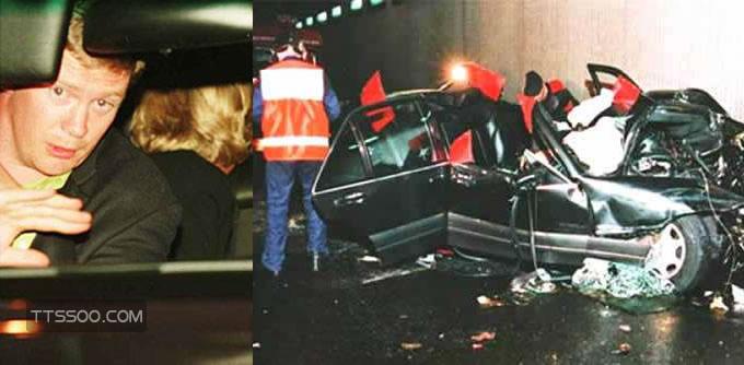 戴安娜王妃车祸