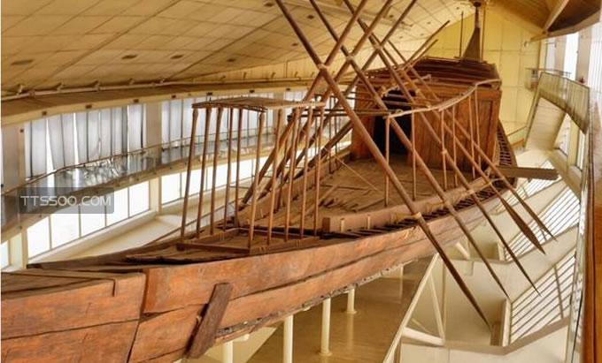埃及太阳船博物馆
