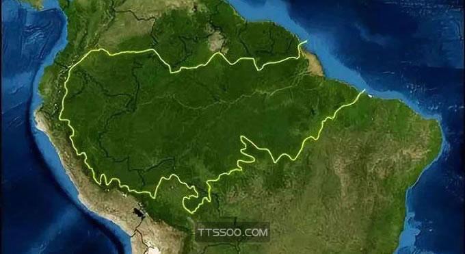 亚马逊平原怎么读