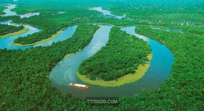 亚马逊是世界上最大的平原