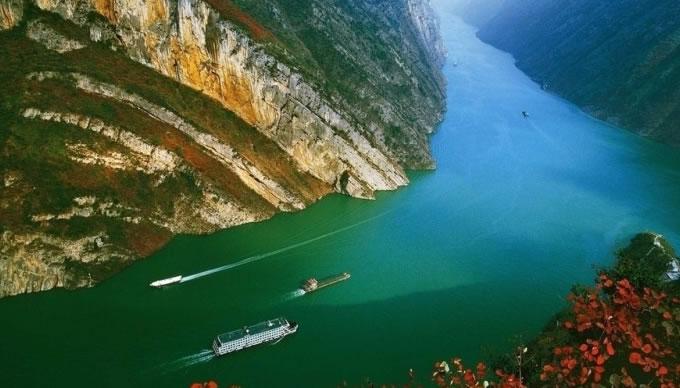 长江三峡指的是哪三峡