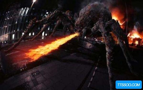 火山毒蛛存在吗 火山毒蛛是怎么形成的(虚幻电影生物)