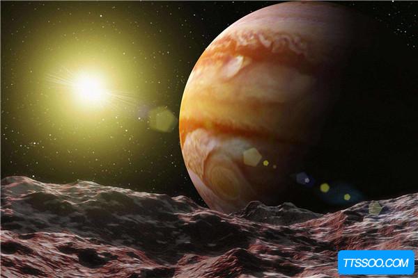 木星恐怖照片