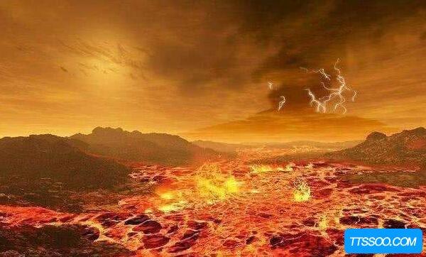 黄石公园超级火山