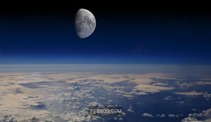 为什么月球的同一面总是面向地球?