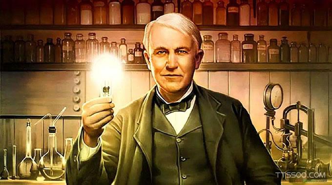 爱迪生发明了什么,其实并不是爱迪生发明电灯?