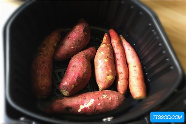 空气炸锅可以烤红薯吗 使用空气炸锅烤红薯注意事项