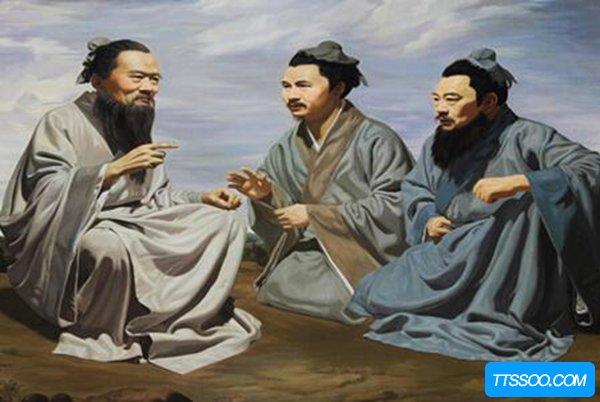 孔子首徒颜回是怎么死的?为打捞书籍着凉生病去世