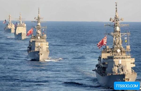 巡洋舰和驱逐舰的区别,巡洋舰航速高(驱逐舰攻强防高)