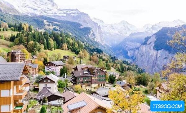瑞士和瑞典的区别,瑞士小更有钱(瑞典大有自己语言)