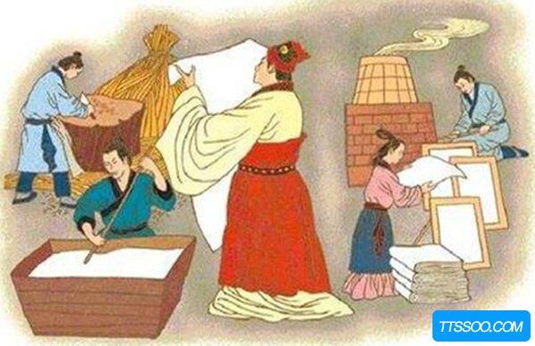 造纸术的发明者是谁?为何说蔡伦不是发明造纸术的人