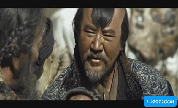 铁木真成吉思汗一生戎马征途 六十六岁病逝六盘山