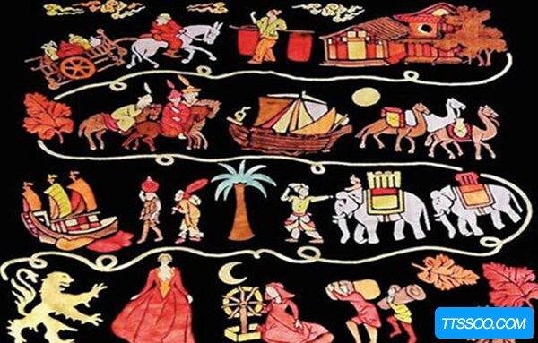 丝绸之路的开辟可以追溯到哪个朝代?当时起到什么作用