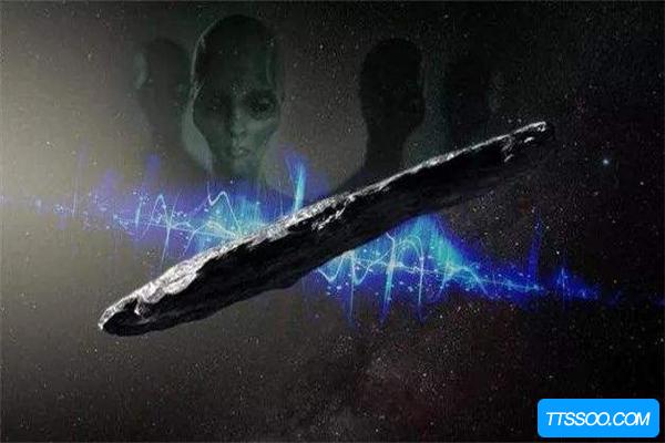 奥陌陌是战败的飞船?曾快速穿越2万个星系(行迹诡异)