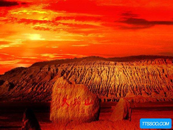 火焰山是今天的哪里?为什么被称为火焰山