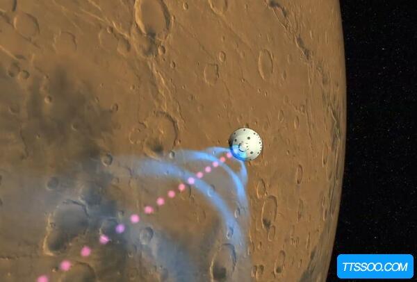 好奇号的恐怖七分钟,时速2万公里降为0(登陆火星的惊险时刻)