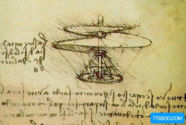 达芬奇手稿中的外星人,手稿暗藏外星科技(曾外星人接触)