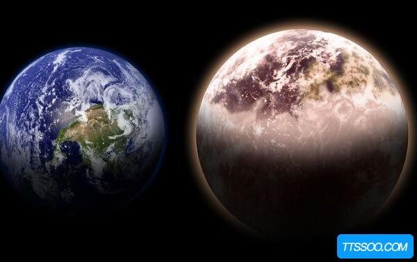 与地球相似99%的星球,距离地球16光年(外星人在发信号)
