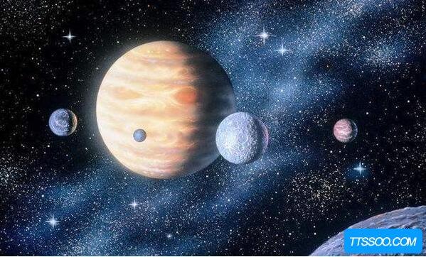 八大行星都在保护地球,缺一将有大恐怖发生(木星作用最大)