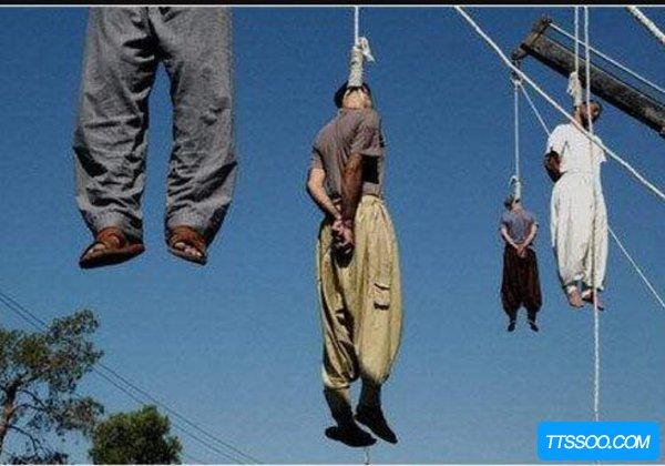 古代绞刑是什么样的?绞刑会让人痛苦吗