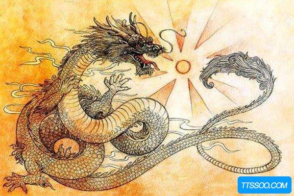龙的祖先是谁?