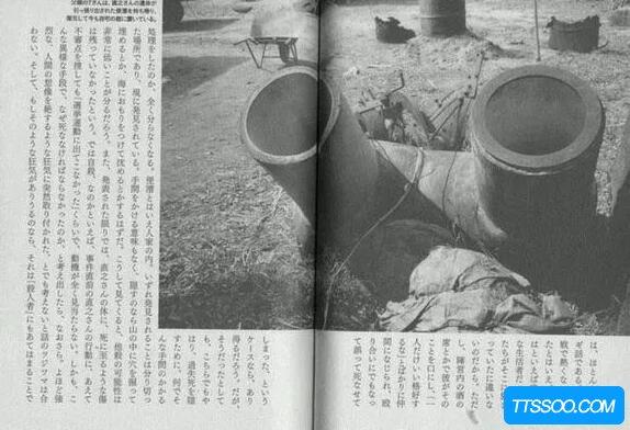 日本福岛便池真相,女教师上厕所发现男尸(偷窥女性不幸被冻)