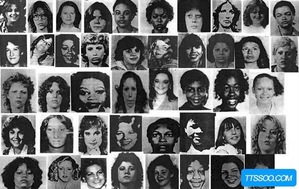 绿河杀手:加里·里奇韦,杀害48名妇女(喜欢肛X和玷污腐尸)